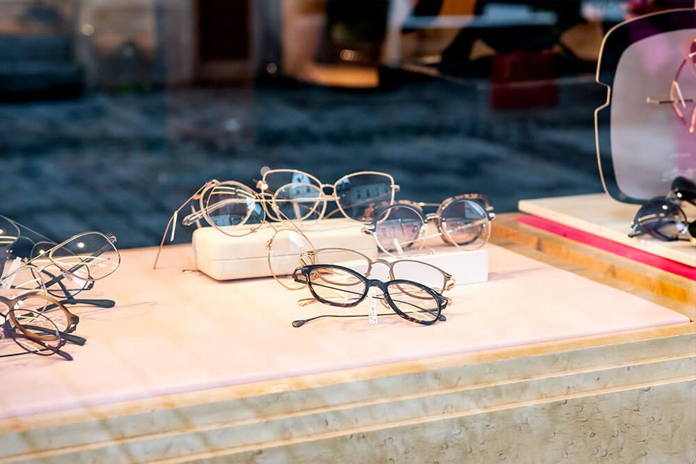 sortiment   die brille Ihr Optiker in Bayreuth